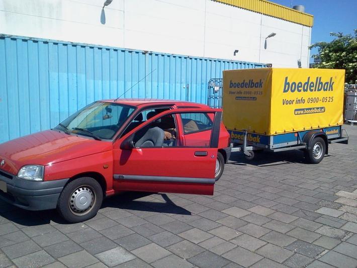 Renault Clio Oasis 1.2 (1996)