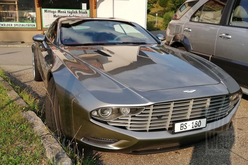 Aston Martin Virage Shooting Brake gespot