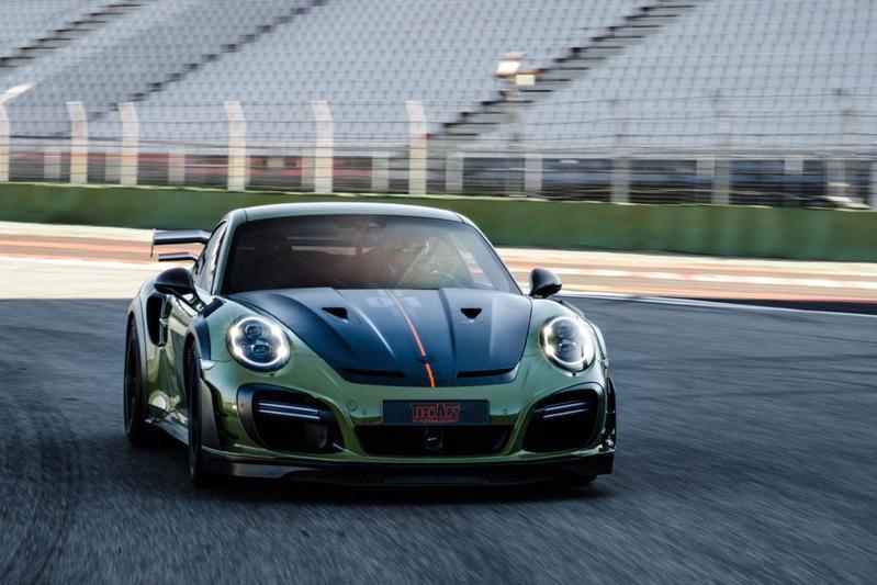 Techart GTstreet RS (Porsche 911)