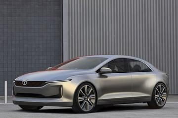 Tata toont EVision Concept in Genève