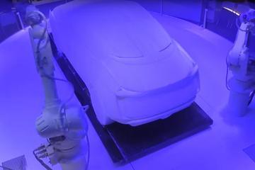 Nieuwe concept-car Nissan weer in beeld