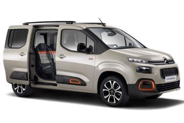 Nieuwe Citroën Berlingo in beeld
