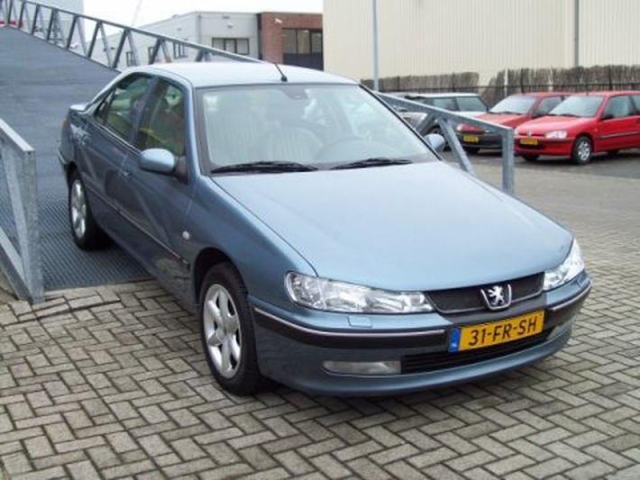 Peugeot 406 SV 2.0-16V (2000)