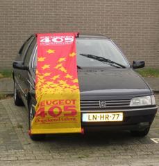 Peugeot 405 GLX 1.6i (1995)