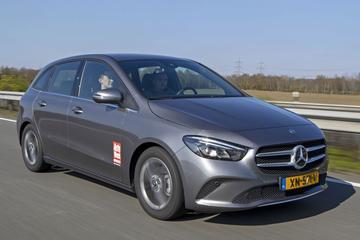 Mercedes-Benz B-klasse krijgt nieuwe dieselversies