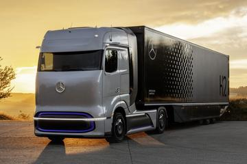 Officieel: Volvo en Daimler ontwikkelen waterstoftechnologie