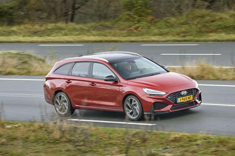 Test: Hyundai i30 Wagon