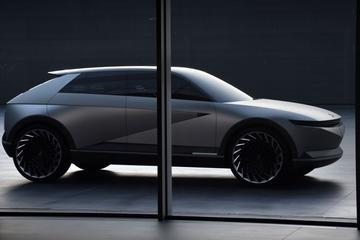 Dít is de Hyundai 45 Concept