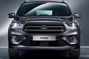 Facelift Friday: Ford Kuga