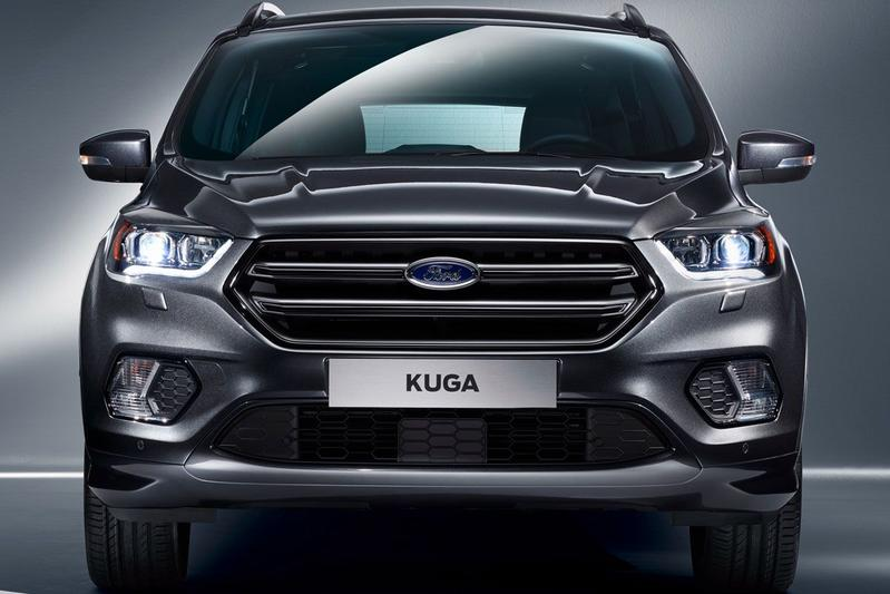 Facelift Friday: Ford Kuga