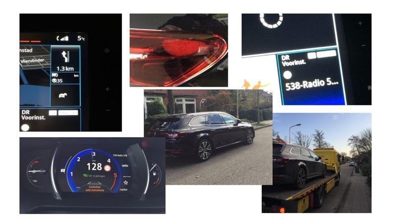 a0096ded428 Renault Talisman Estate dCi 160 Initiale Paris (2016) review ...