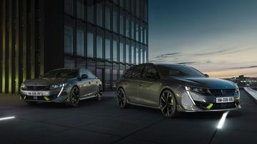 Peugeot maakt prijs 508 PSE bekend