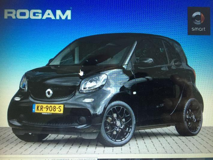 Smart fortwo 52kW Passion (2016)