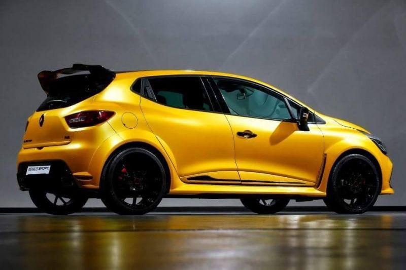 Mazda 3 Forum >> Extreme Renault Clio RS op komst - AutoWeek.nl