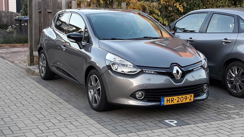 Renault Clio dCi 90 Energy Night & Day (2015)