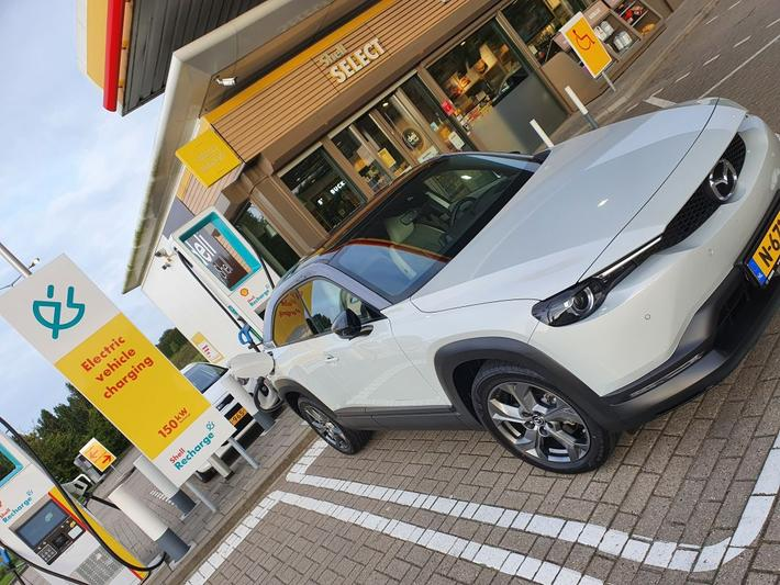 Mazda MX-30 Luxury (2020)