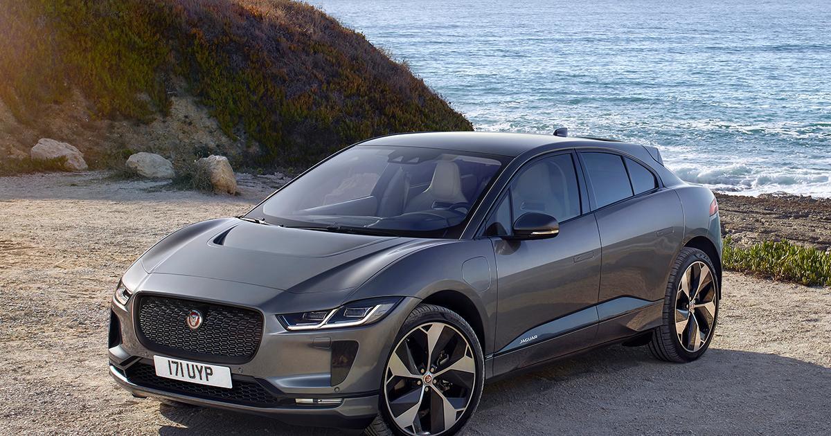 jaguar i-pace ev400 first edition  2018  review