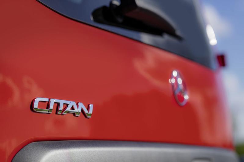 Mercedes-Benz Citan krijgt MBUX-systeem