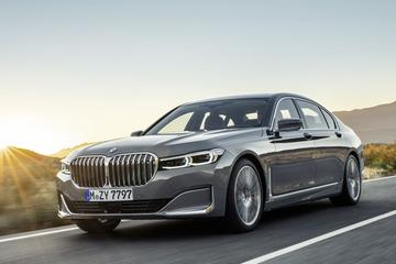 Officieel: gefacelifte BMW 7-serie