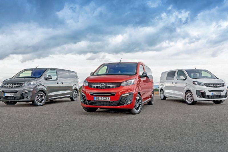 Opel Zafira-e Life - Eerste rijtest