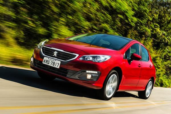 (Bijna) in memoriam: Peugeot 308 (T7)
