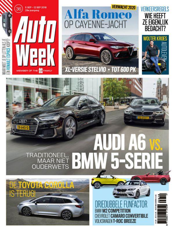 AutoWeek 36 2018