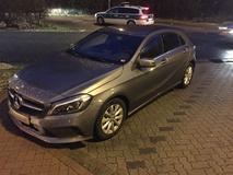Mercedes-Benz A 180 d BlueEFFICIENCY