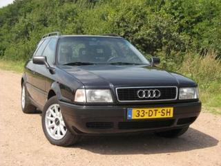 Audi 80 Avant 1.9 TDI (1995)