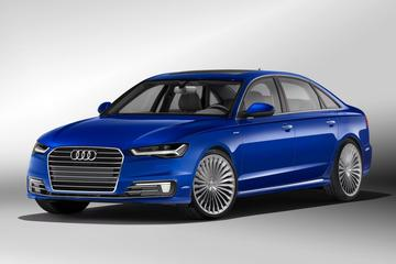 Audi A6 L E-tron exclusief voor China