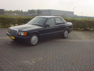 Mercedes-Benz 190 D (1989)