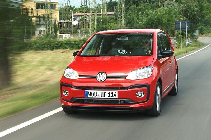 Volkswagen Up 1.0 TSI - Rij-impressie