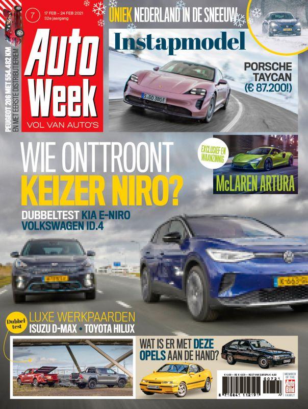 AutoWeek 7 2021