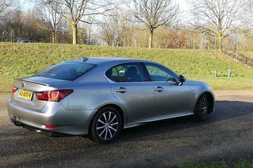 Lexus GS 300h 25th Edition (2015)