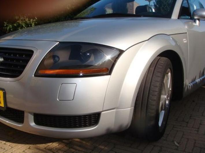 Audi TT Roadster 1.8 5V Turbo 180pk (2001) #2 review