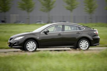 Mazda 6 (GH1) - 2008-2013
