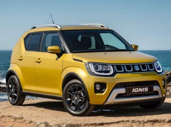 Suzuki Ignis 1.2 Allgrip Smart Hybrid Select (2020)