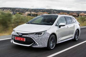 Eerste kennismaking: Toyota Corolla