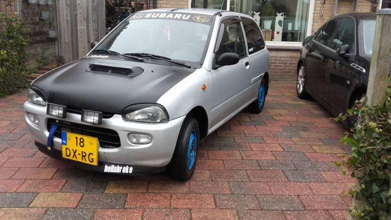 Subaru Vivio GLi (2000)