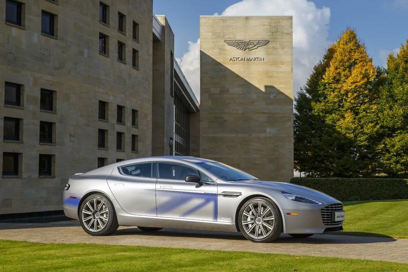 Nieuwe toptechneut voor Aston Martin