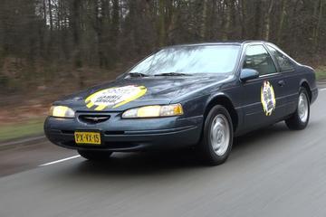 Barrelbrigade Klokje Rond - Ford Thunderbird 4.6 V8 LX – 1997 - 290.318 km