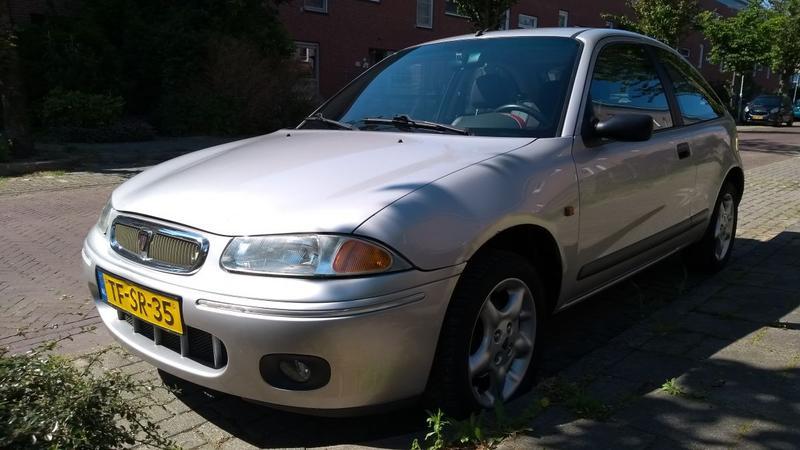 Rover 214 Si (1998)