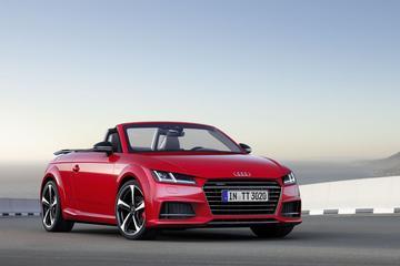 Prijzen voor Audi TT Competition