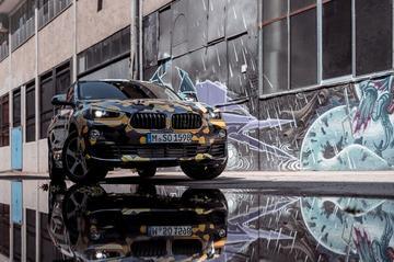 BMW X2 in beeld gebracht