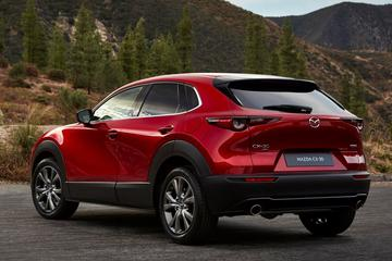 Modeljaarupdate voor Mazda CX-30