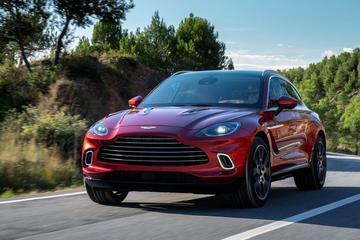Meerdere varianten Aston Martin DBX op komst