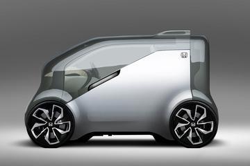 Honda met NeuV naar CES 2017