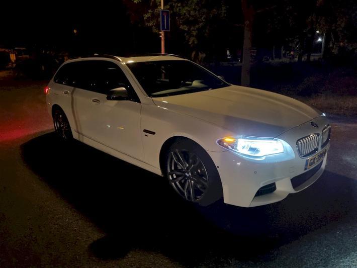 BMW M550d xDrive Touring (2014)