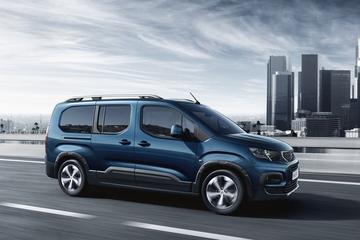 Peugeot Rifter vervangt Partner