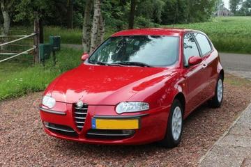 Alfa Romeo 147 1.9 JTD 115pk Distinctive (2002)