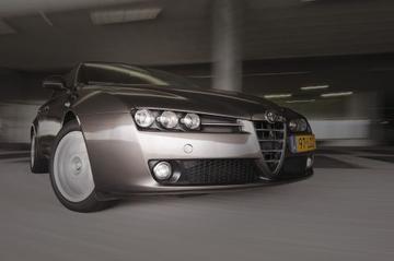 Alfa Romeo 159 Sportwagon 1.750 TBi Distinctive (2010)